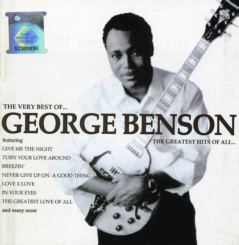 George Benson Greatest Hits Of All Import Eu