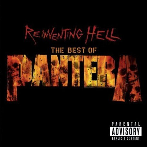Pantera Reinventing Hell Best Of Pante Import Gbr