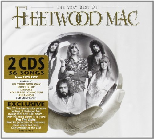 Fleetwood Mac Very Best Of Fleetwood Mac 2 CD Set