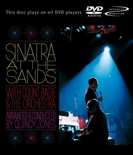 Sinatra Frank Sinatra At The Sands With Coun DVD Audio