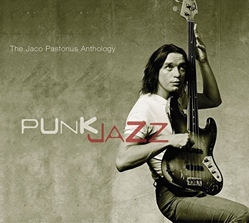 Jaco Pastorius Punk Jazz Jaco Passtorius Ant 2 CD Set