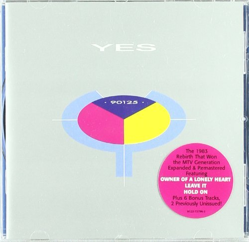 Yes 90125 Remastered