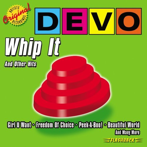 Devo Whip It & Other Hits