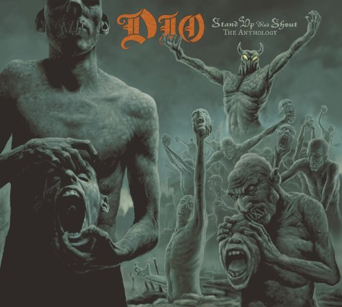 Dio Dio Anthology Stand Up & Shou 2 CD Set