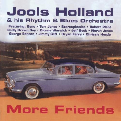 Jools & His Rhythm & B Holland More Friends CD R