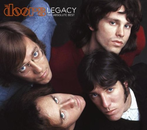 Doors Legacy Absolute Best 2 CD Set