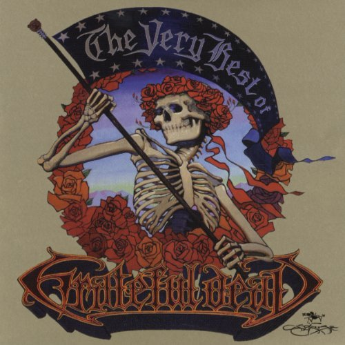 Grateful Dead Very Best Of Grateful Dead Remastered Hdcd