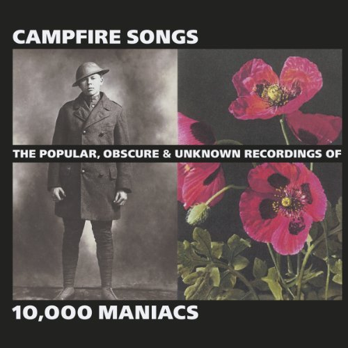 10000 Maniacs Campfire Songs Popular Obscur 2 CD Set