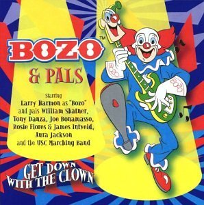 Bozo & Pals Get Down With The Clown Feat. Danza Shatner Flores