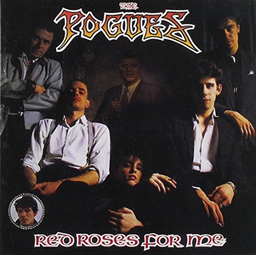 Pogues Red Roses For Me Incl. Bonus Tracks