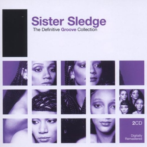 Sister Sledge Definitive Groove 2 CD Set