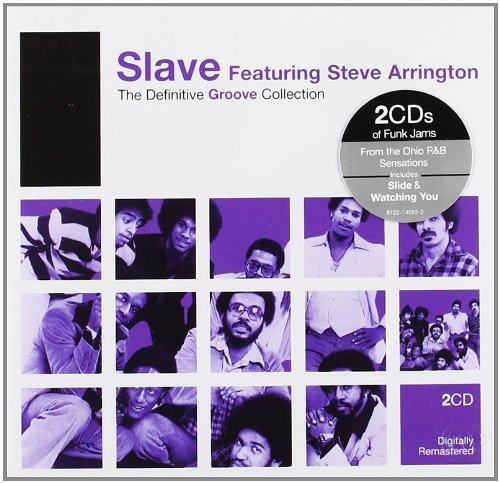 Slave Definitive Groove Definitive Groove