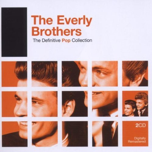 Everly Brothers Definitive Pop 2 CD Set