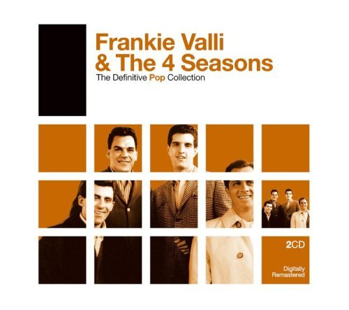 Frankie The Four Seasons Valli Definitive Pop 2 CD Set