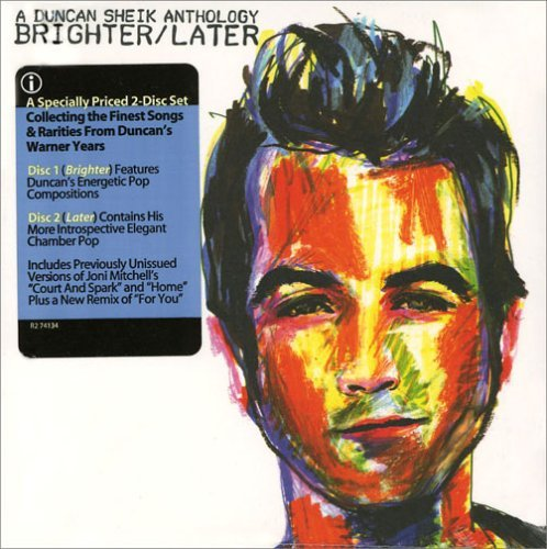 Duncan Sheik Brighter Later A Duncan Sheik 2 CD Set