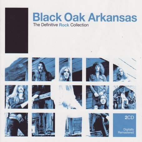 Black Oak Arkansas Definitive Rock 2 CD Set