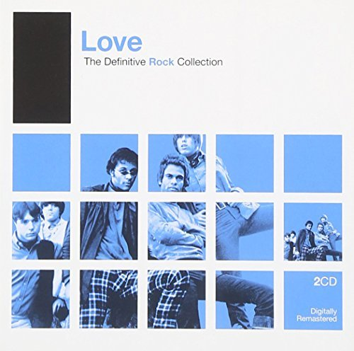 Love Definitive Rock 2 CD Set