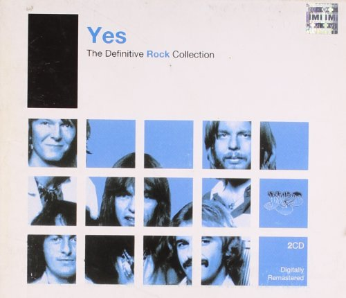Yes Definitive Rock 2 CD Set