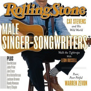 Rolling Stone Presents Male Singer Songwriters Browne Russell Mclean Prine Rolling Stone Presents