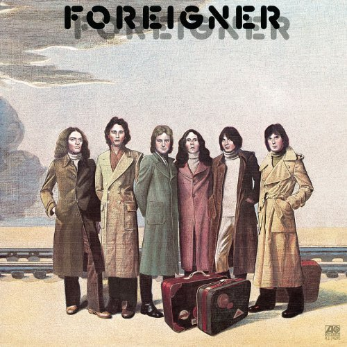 Foreigner Foreigner Remastered