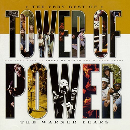 Tower Of Power Very Best Of Tower Of Power Wa