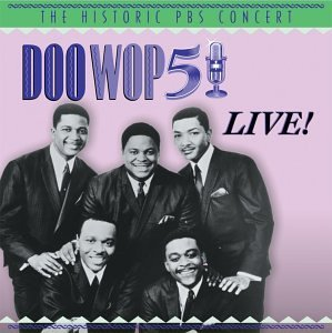 Doo Wop 51 Live! Soundtrack Tymes Chiffons Dubs Orioles