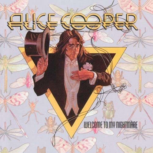 Alice Cooper Welcome To My Nightmare CD R