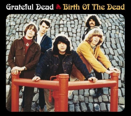 Grateful Dead Birth Of The Dead 2 CD Set