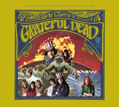 Grateful Dead Grateful Dead Hdcd Remastered