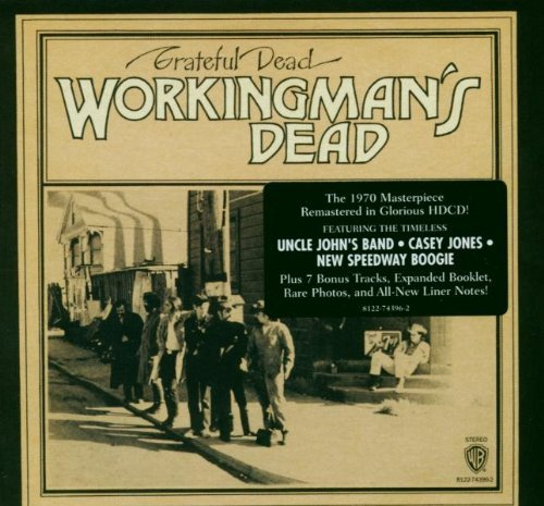 Grateful Dead Workingman's Dead Hdcd Remastered