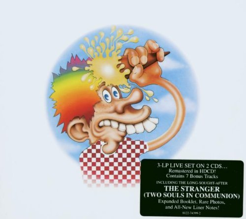 Grateful Dead Europe '72 Remastered 2 CD Set