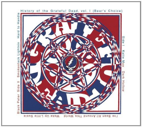 Grateful Dead Vol. 1 History Of The Grateful