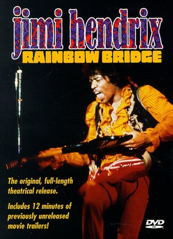 Jimi Hendrix Rainbow Bridge Clr Nr