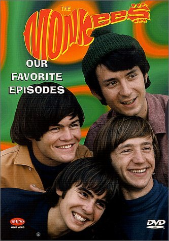Monkees Our Favorite Episodes Clr Snap Nr