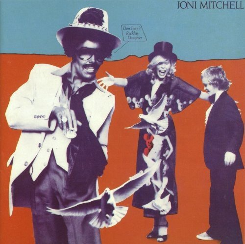 Joni Mitchell Don Juan's Reckless Daughter Import Gbr