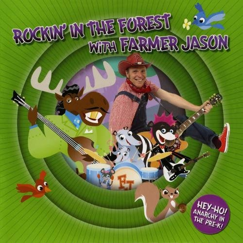 Farmer Jason Rockin' In The Forest With Far