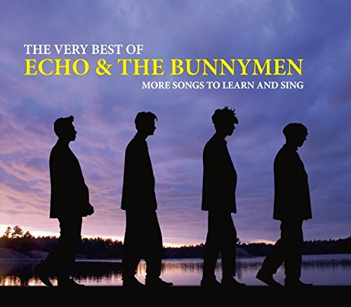 Echo & The Bunnymen Very Best Of More Songs To Learn & Sing Incl. Bonus DVD