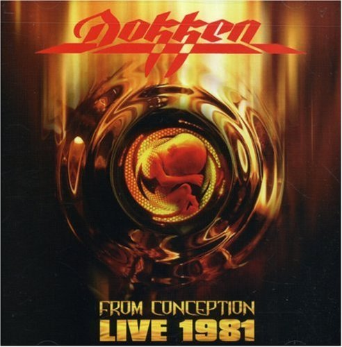 Dokken From Conception Live 1981