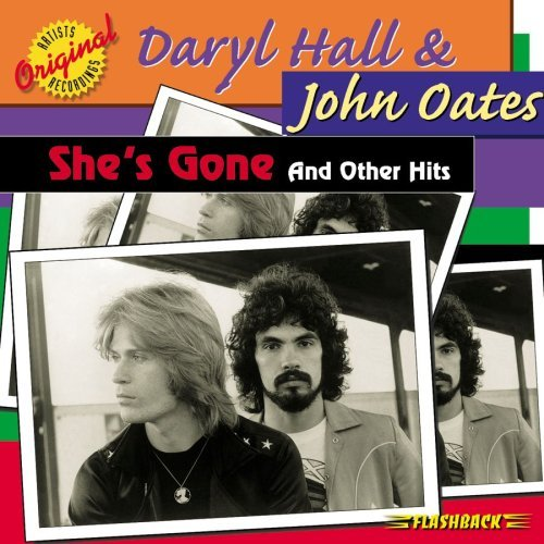 Hall & Oates She's Gone & Other Hits