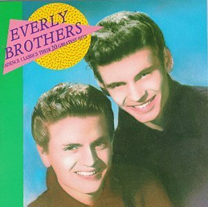 Everly Brothers Cadence Classics 20 Greatest
