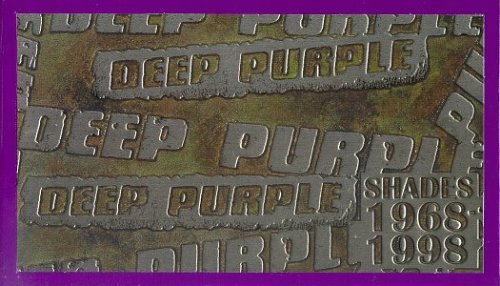 Deep Purple Shades 1968 98 4 CD
