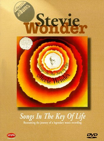 Stevie Wonder Songs In The Key Of Life Clr Nr