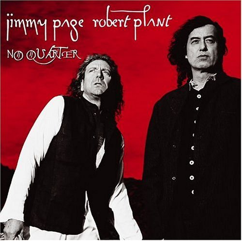 Page Plant No Quarter Jimmy Page & Rober