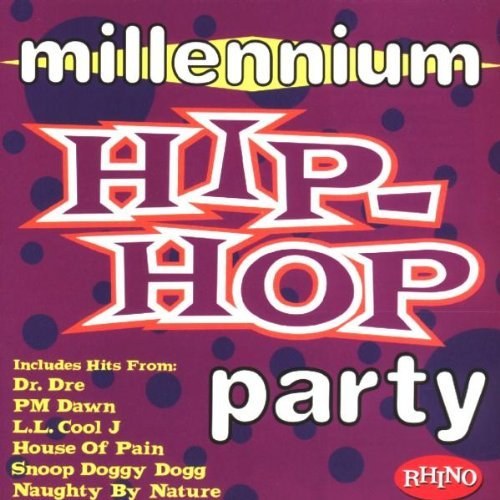 Millennium Party Hip Hop Run Dmc Digital Underground Millennium Party