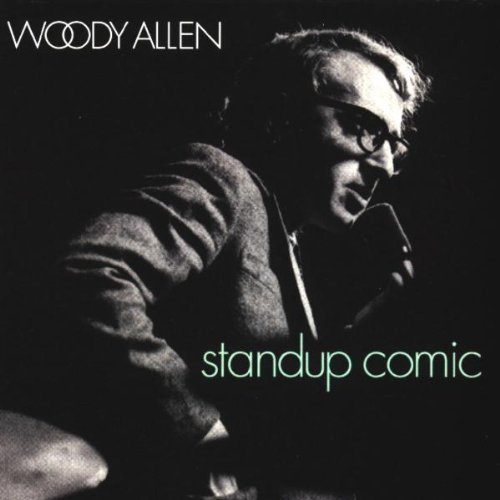 Allen Woody Stand Up Comic 1964 68