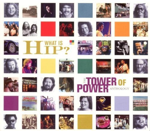 Tower Of Power What Is Hip Anthology 2 CD Set