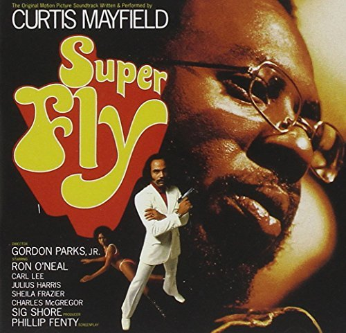 Curtis Mayfield Superfly Music By Curtis Mayfield