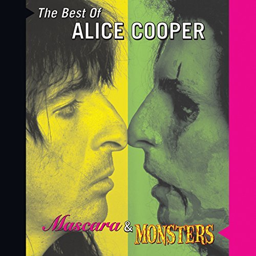 Alice Cooper Mascara & Monsters Best Of Ali