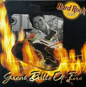 Hard Rock Cafe Great Balls Of Fire Lewis Berry Perkins Crickets Hard Rock Cafe
