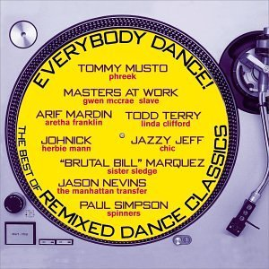 Everybody Dance Best Of Rem Everybody Dance Best Of Remixe Chic Franklin Clifford Phreek Spinners Mccrae System Slave